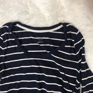 Liz Lange Tops - Maternity Shirt